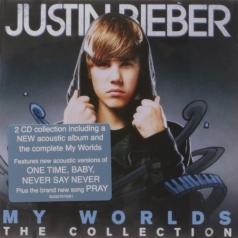 Justin Bieber (Джастин Бибер): My Worlds - The Collection