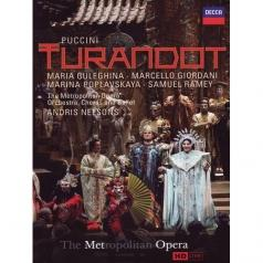 Metropolitan Opera Orchestra: Puccini: Turandot
