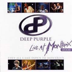 Deep Purple (Дип Перпл): Live At Montreux 2006