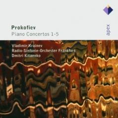 Владимир Крайнев: Piano Concertos Nos 1 - 5