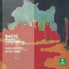 Maria Joao Pires (Мария Жуан Пиреш): Keyboard Concertos