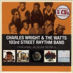 Charles Wright: Original Album Series