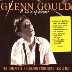 Glenn Gould (Гленн Гульд): The Complete Goldberg Variations