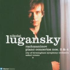 Николай Луганский: Concertos Nos 2 & 4