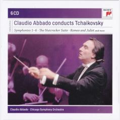Claudio Abbado (Клаудио Аббадо): Claudio Abbado Conducts Tchaikovsky