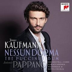 Jonas Kaufmann (Йонас Кауфман): Nessun Dorma - The Puccini Album