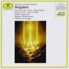 Herbert von Karajan (Герберт фон Караян): Mozart: Requiem