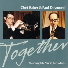 Chet Baker (Чет Бейкер): Together: The Complete Studio Recordings