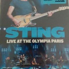Sting (Стинг): Live At The Olympia Paris
