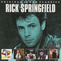 Rick Springfield (Рик Спрингфилд): Original Album Classics