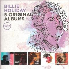 Billie Holiday (Билли Холидей): Original Albums
