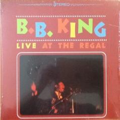 B.B. King (Би Би Кинг): Live At The Regal