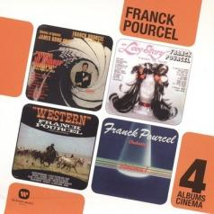 Franck Pourcel (Франк Пурсель): 4 Albums - Cinema