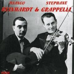 Django Reinhardt (Джанго Рейнхардт): Quintette Du Hot Club De F