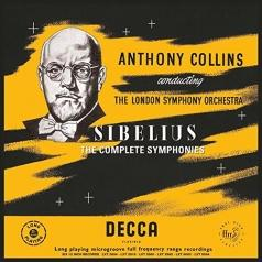 Anthony Collins (Энтони Коллинс): Sibelius: The Symphonies