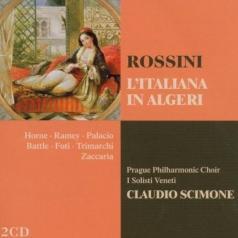 Claudio Scimone (Клаудио Шимоне): L'Italiana In Algeri
