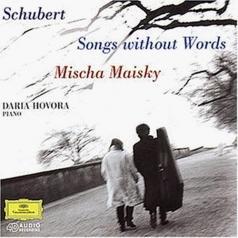 Mischa Maisky (Миша Майский): Schubert: Songs without Words