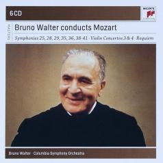 Bruno Walter (Бруно Вальтер): Bruno Walter Conducts Mozart