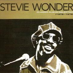 Stevie Wonder (Стиви Уандер): Classic Album Selection (1972-1976)