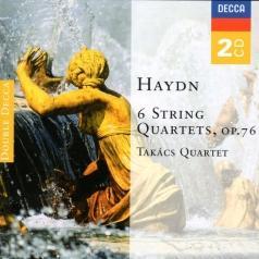 Takacs Quartet (Квартет Такача): Haydn: Six String Quartets, Op.76