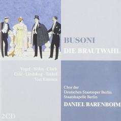 Daniel Barenboim (Даниэль Баренбойм): Die Brautwahl