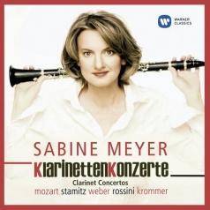 Sabine Meyer (СабинаМайер): Sabine Meyer Klarinettenkonzerte
