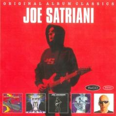 Joe Satriani (Джо Сатриани): Original Album Classics 2