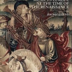 L'Europe Musicale De La Renaissance  (8Cd+Book)