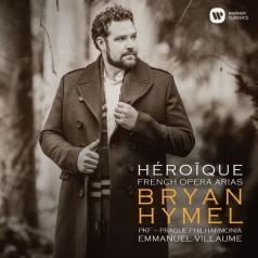 Brian Hymel (Брайан Химел): Heroique: French Opera Arias
