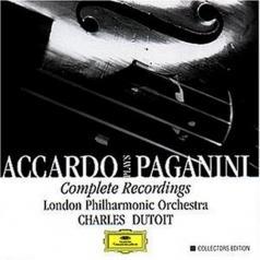 Salvatore Accardo (Сальваторе Аккардо): Paganini: Complete Recordings