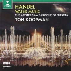Ton Koopman (Тон Копман): Water Music