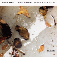 Andras Schiff (Андраш Шифф): Franz Schubert: Sonatas & Impromptus
