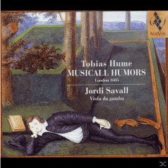 Jordi Savall (Жорди Саваль): Hume: Musicall Humors, London 1605