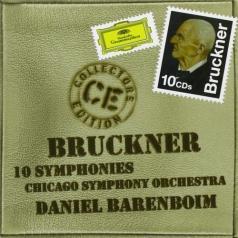 Daniel Barenboim (Даниэль Баренбойм): Bruckner: Symphonies