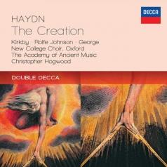 Christopher Hogwood (Кристофер Хогвуд): Haydn: The Creation