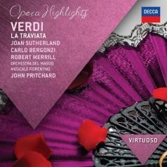 Sir John Pritchard (Джон Притчард): Verdi: La Traviata - Highlights