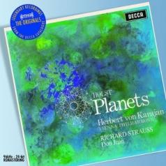 Herbert von Karajan (Герберт фон Караян): Holst: The Planets; Strauss: Don Juan