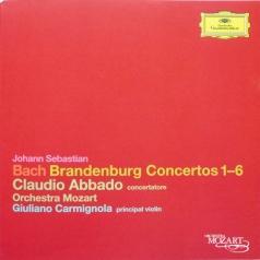 Claudio Abbado (Клаудио Аббадо): Bach: Brandenburg Concertos