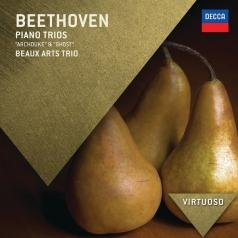 "Beaux Arts Trio: Beethoven: Piano Trios - ""Archduke"" & ""Ghost"""