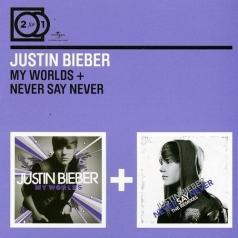 Justin Bieber (Джастин Бибер): My Worlds/ Never Say Never