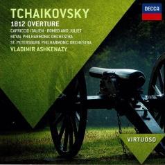 Vladimir Ashkenazy (Владимир Ашкенази): Tchaikovsky: 1812