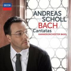 Andreas Scholl (Андреас Шолль): Bach Cantatas