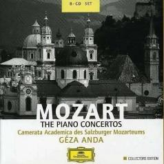 Camerata Academica des Mozarteums Salzburg (Камерный оркестр Моцартеум Зальцбург): Mozart: The Piano Concertos