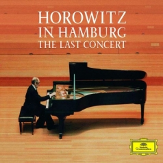 Vladimir Horowitz (Владимир Самойлович Горовиц): In Hamburg
