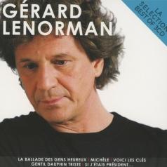 Gerard Lenorman (Жерар Ленорман): La Selection - Best Of
