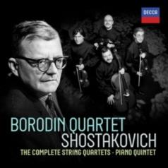 Borodin Quartet (Квартет имени Бородина): Shostakovich: Complete String Quartets