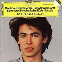 Beethoven: Piano Sonata Op.111 / Schumann: Symphon