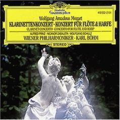 Mozart: Clarinet Conc.A, Flute Concerto