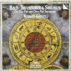 Bach: 15 Two-Part Inventions