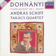 Dohnanyi: Piano Quintet/ Piano Sextet